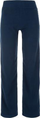 Брюки женские Demix, размер 48Брюки <br>Женские брюки в спортивном стиле от demix. Свобода движений прямой крой не сковывает движения. Сохранение тепла теплая флисовая ткань надежно защищает от холода.