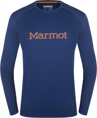 Купить со скидкой Лонгслив мужской Marmot Windridge, размер 46-48