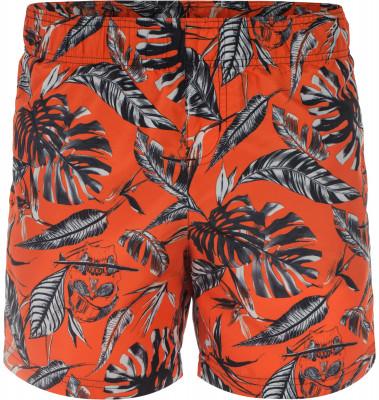 Шорты пляжные мужские TermitМужские плавательные шорты с ярким принтом - превосходный вариант для пляжного отдыха. Свобода движений покрой позволяет двигаться свободно и естественно.<br>Пол: Мужской; Возраст: Взрослые; Вид спорта: Surf style; Назначение: Пляжный отдых; Длина плавок: 40 см; Материал верха: 100 % полиэстер; Материал подкладки: 100 % полиэстер; Производитель: Termit; Артикул производителя: S17ATE0E1S; Страна производства: Китай; Размер RU: 46;