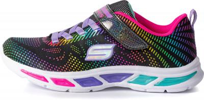 Кроссовки для девочек Skechers Litebeams Gleam N' Dream, размер 35