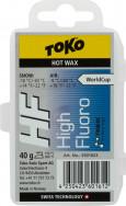 Мазь скольжения TOKO HF Hot Wax blue