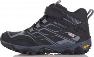 Ботинки утепленные для мальчиков Merrell Moab