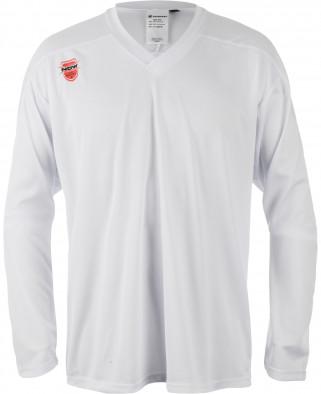 3e0ba72e698b4 Джерси тренировочное мужское Nordway белый цвет — купить за 999 руб ...