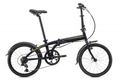 Велосипед складной Tern Link B7 20Велосипеды<br>Простой и надежный велосипед tern link b7 подарит максимум удовольствия от катания.