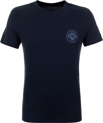 Футболка мужская Demix, размер 54Футболки<br>Практичная футболка demix, выполненная в спортивном стиле. Натуральные материалы модель выполнена из мягкого натурального хлопка.