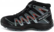 Ботинки утепленные для мальчиков Salomon XA PRO 3D MID CSWP J