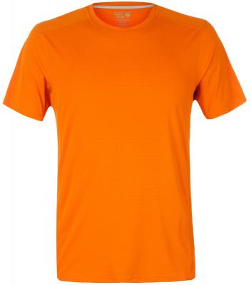 Футболка мужская Mountain Hardwear PhotonУникальная мужская футболка для походов, которая обеспечивает прохладу в самых жарких условиях и при интенсивных физических нагрузках. Отведение влаги технология wick.<br>Пол: Мужской; Возраст: Взрослые; Вид спорта: Походы; Защита от УФ: Есть; Технологии: Wick.Q; Производитель: Mountain Hardwear; Артикул производителя: 1708921814M; Страна производства: Китай; Материалы: 100 % полиэстер; Размер RU: 50;