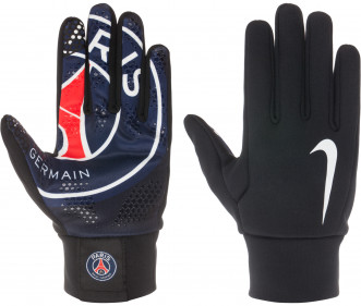 Перчатки игрока Nike Paris Saint Germain Hyperwarm