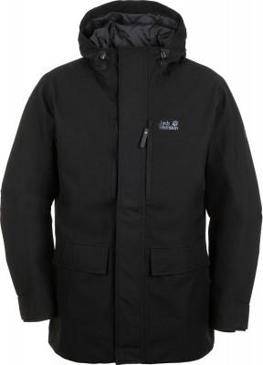 Куртка утепленная мужская Jack Wolfskin West Coast, размер 58 фото