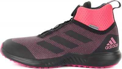 Кроссовки детские утепленные Adidas FortaTrail BOA, размер 36,5