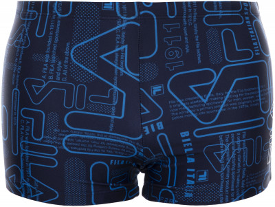 Плавки-шорты для мальчиков Fila, размер 128