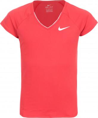 Футболка для девочек Nike Pure Tennis