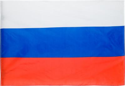 Флаг BRO RUSSIAN 70 х 105 смСпортивная атрибутика<br>Флаг россии от bro russian из плотного полиэстера с карманом для крепления на древко. Размер полотна 70 х 105 см.