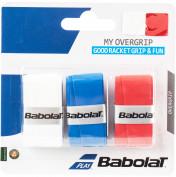 Намотка верхняя Babolat My Overgrip X3