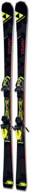 Горные лыжи Fischer RC4 The Curv TI Allride + RС4 Z11 Powerrail