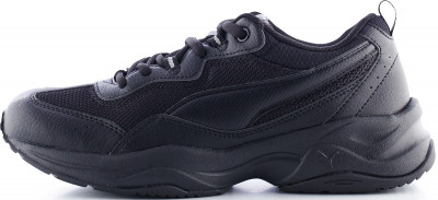Кроссовки женские Puma Cilia, размер 36Кроссовки <br>Новинка от puma - оригинальные кроссовки cilia с блестящим верхом, выполненные в спортивном стиле.