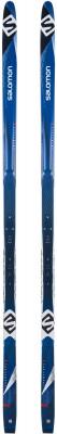Беговые лыжи Salomon Snowscape 7Классические лыжи с укороченной конструкцией. Модель подойдет начинающим лыжникам.<br>Сезон: 2016/2017; Назначение: Прогулочные; Стиль катания: Классический; Уровень подготовки: Прогрессирующий; Пол: Мужской; Возраст: Взрослые; Рекомендуемый вес пользователя: 50-65 кг; Сердечник: Densolite 2000; Геометрия: 59 - 55 - 51 - 55 мм; Конструкция: Cap; Система насечек: Отсутствует; Скользящая поверхность: G1; Жесткость: Низкая; Платформа: Отсутствует; Вид спорта: Беговые лыжи; Технологии: D2FC, Densolite 1000, G1 base; Производитель: Salomon; Артикул производителя: L391750; Срок гарантии на лыжи: 1 год; Страна производства: Болгария; Размер RU: 174;