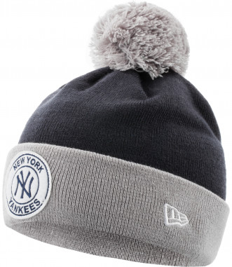 Шапка New Era Sm Round Patch Bobble
