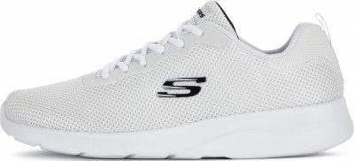 Кроссовки мужские Skechers Dynamight 2.0-Rayhill, размер 46,5Кроссовки <br>Удобные и мягкие кроссовки dynimate 2. От skechers - это оптимальное сочетание комфорта и оригинального дизайна.