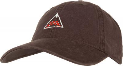 Бейсболка Mountain Hardwear Base CampГоловные уборы<br>Бейсболка-шестиклинка base camp dad hat защитит голову от солнца. Модель выполнена из натурального воздухопроницаемого хлопка.