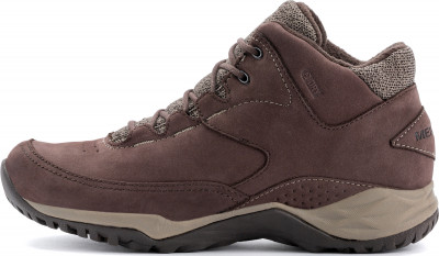 Ботинки утепленные женские Merrell Endure Mid Polar WP Q2, размер 39  (J0000048)