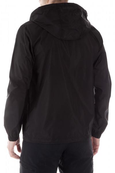 0b60f56c1814 Ветровка мужская Outventure чёрный цвет - купить за 1499 руб. в  интернет-магазине Спортмастер