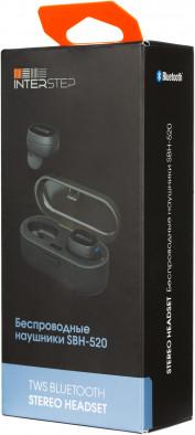 Беспроводные Bluetooth наушники Interstep SBH-520