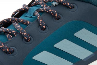 Фото 18 - Кроссовки женские для бега Adidas Response Trail X, размер 35,5 синего цвета