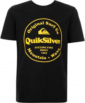 Футболка для мальчиков Quiksilver Secret Ingredient Ss Youth