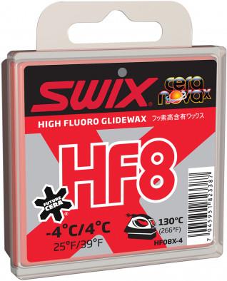 Мазь скольжения Swix HF8, +4C/-4С