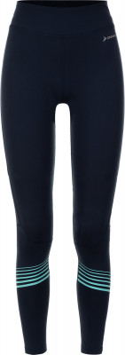 Легинсы женские Demix, размер 42Брюки <br>Практичные легинсы из влагоотводящей ткани от demix, разработанные специально для занятий бегом.