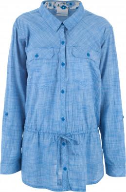 Рубашка с длинным рукавом женская Columbia Camp Henry II Tunic