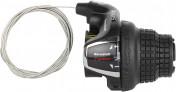 Шифтер Shimano Tourney RS35 правый 7 скоростей, трос 2050 мм, б/уп