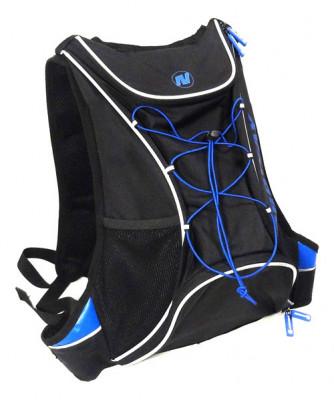 Рюкзак Nordway NordicОчень легкий рюкзак для активного отдыха. У рюкзака есть боковые карманы из сетки. Объем регулируется затягивающимся шнурком. Спереди есть светоотражающие канты.<br>Объем: 15; Вес, кг: -; Размеры (дл х шир х выс), см: 42 x 29 x 13; Вид спорта: Беговые лыжи; Срок гарантии: 5 лет; Производитель: Nordway; Артикул производителя: 12NRDBP; Страна производства: Китай; Размер RU: Без размера;