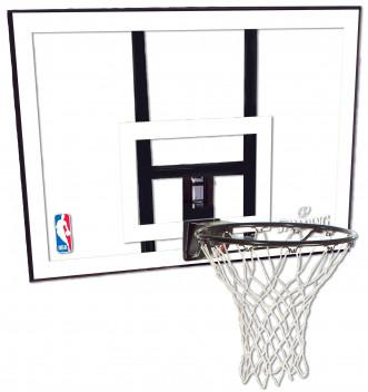 Баскетбольный щит Spalding NBA Combo 44 Acrylic