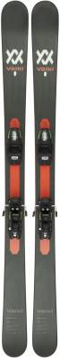 Горные лыжи детские Volkl Mantra Jr + Free 8; 100 mm