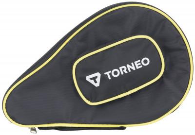 Чехол для 1 ракетки TorneoЗащитный чехол для ракетки для настольного тенниса. Оснащен карманом для мячей. Отлично подойдет как начинающим, так и профессиональным игрокам размер чехла 29 x 18 x 4, 5.<br>Состав: 100 % полиэстер; Вид спорта: Настольный теннис; Производитель: Torneo; Артикул производителя: TI-C101099; Срок гарантии: 1 год; Страна производства: Китай; Размер RU: Без размера;