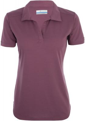 Поло женское Columbia Anytime Casual, размер 50Поло<br>Женская футболка-поло columbia для прогулок по городу и путешествий. Комфортная посадка эластичная ткань для комфорта и удобной посадки.