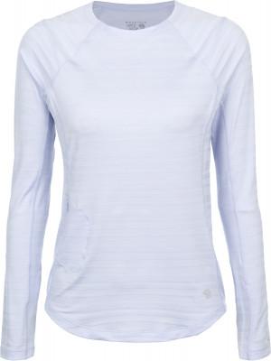 Футболка с длинным рукавом женская Mountain Hardwear Mighty StripeТехнологичная футболка с длинным рукавом - идеальный выбор для походов и активного отдыха на природе от mhw. Отведение влаги технология wick.<br>Пол: Женский; Возраст: Взрослые; Вид спорта: Походы; Защита от УФ: Да; Покрой: Приталенный; Плоские швы: Да; Светоотражающие элементы: Нет; Дополнительная вентиляция: Нет; Длина по спинке: 69 см; Материалы: 91 % полиэстер, 9 % эластан; Технологии: Wick.Q; Производитель: Mountain Hardwear; Артикул производителя: 1648631584L; Страна производства: Китай; Размер RU: 48;