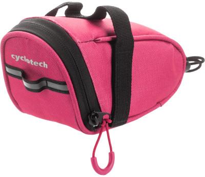 Велосипедная сумка CyclotechВелосипедная сумка.<br>Размеры (дл х шир х выс), см: 18 x 7,5 x 8; Материалы: 100 % полиэстер; Вид спорта: Велоспорт; Производитель: Cyclotech; Артикул производителя: CYC-6WPN; Страна производства: Китай; Размер RU: Без размера;