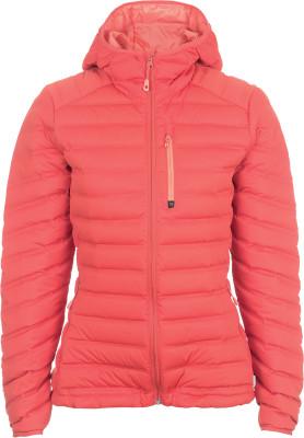 Куртка пуховая женская Mountain Hardwear StretchDownПуховая куртка mountain hardwear stretchdown обеспечивает тепло и максимальную свободу движений во время походов и активного отдыха на природе.<br>Пол: Женский; Возраст: Взрослые; Вид спорта: Походы; Длина по спинке: 64 см; Температурный режим: До -15; Покрой: Приталенный; Дополнительная вентиляция: Нет; Проклеенные швы: Нет; Длина куртки: Короткая; Капюшон: Не отстегивается; Мех: Отсутствует; Количество карманов: 2; Водонепроницаемые молнии: Нет; Технологии: Q.Shield Down; Производитель: Mountain Hardwear; Артикул производителя: 1756301636M; Страна производства: Вьетнам; Материал верха: 100 % полиэстер; Материал подкладки: 100 % нейлон; Материал утеплителя: 90 % пух, 10 % перо; Размер RU: 46;