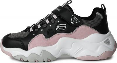 Кроссовки для девочек Skechers D'Lites 3.0 Zenway II, размер 28.5