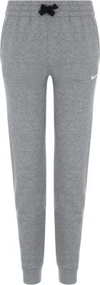 Фото - Брюки для мальчиков Nike, размер 152-158 серого цвета