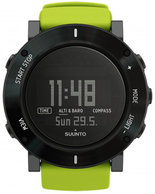 Часы Suunto Core Lime Crush