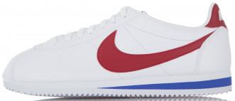 66ab2cab Кроссовки мужские Nike Classic Cortez Leather белый цвет — купить за ...