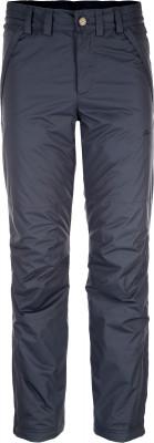 Брюки утепленные мужские OutventureМужские утепленные брюки outventure отлично подойдут для походов и долгих прогулок в холодное время года.<br>Пол: Мужской; Возраст: Взрослые; Вид спорта: Походы; Водонепроницаемость: 1000 мм; Паропроницаемость: 1000 г/м2/24 ч; Водоотталкивающая пропитка: Да; Силуэт брюк: Прямой; Светоотражающие элементы: Нет; Количество карманов: 3; Артикулируемые колени: Да; Технологии: ADD DRY, ADD PROTECT; Производитель: Outventure; Артикул производителя: UPAM109254; Страна производства: Беларусь; Материал верха: 100 % полиэстер; Материал подкладки: 100 % полиэстер; Материал утеплителя: 100 % полиэстер; Размер RU: 54;
