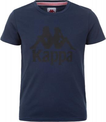 Футболка для мальчиков Kappa, размер 152Футболки и майки<br>Практичная детская футболка в спортивном стиле от kappa. Натуральные материалы натуральный хлопок гарантирует комфорт и вентиляцию.