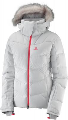 Куртка пуховая женская Salomon Icetown, размер 54