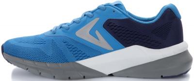 Кроссовки мужские Demix Compact II, размер 45Кроссовки <br>Мужские кроссовки demix compact обеспечивают хорошую амортизацию и удобную посадку для бега в спортивном зале и на улице. Модель рассчитана на нейтральную пронацию.