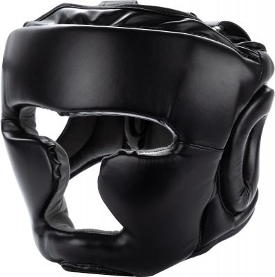 Шлем тренировочный, Черный, 46